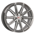 1000 Miglia MM1007 7,5x17 5x108 ET40 63,4 Dark Anthracite Polished